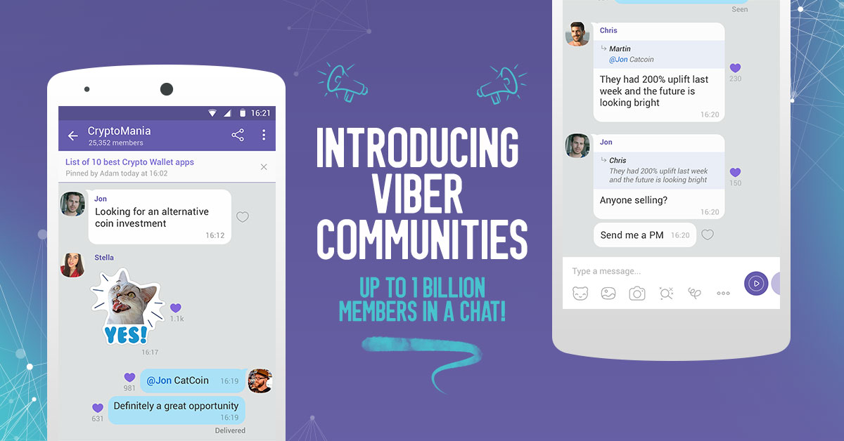 introducing viber communities
